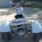 BossHoss Motorcycles – V8 Trikes