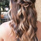 Hair By Kaelyn Christine   half up half down hairstyles