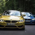 Development of the new BMW M3 and BMW M4   Part 2