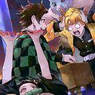 Save & Follow   Tanjiro • Nezuko • Zenitsu • Inosuke • Demon Slayer • Kimetsu no Yaiba