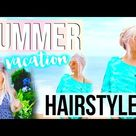 Cute No Heat Hairstyles for Summer Vacation!   Aspyn Ovard