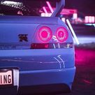 Nissan Skyline R34 Full HD Wallpapers Free Download