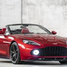 2017 Aston Martin Vanquish Zagato Volante   Front Three Quarter