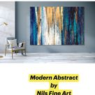 Modern Abstract by Nils Fine Art