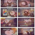Gravity Falls Waddles