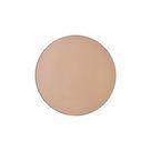Round mirror in rose gold