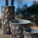 Forestceramicco layered porcelain