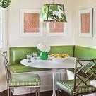 contemporary dining room by Caitlin Moran Interiors