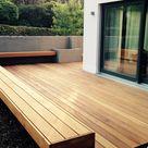 Garapa Terrassendielen glatt kaufen ✓ FSC 100 ✓ Premium