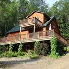 Log Home in Fish Cove Meredith, NH - Cottages for Rent in Meredith, New Hampshire, United States