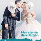Heiraten in den Bergen: 42+ Ideen für eure Berghochzeit - Fjella