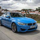 2015 BMW M3 Sedan and BMW M4 Coupe   BMWBLOG Test Drive