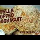 Nutella Stuffed Doughscuit – Food Dolls