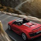 2013 Audi R8 V10 Spyder Top View   egmCarTech