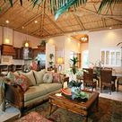 Tropical Living Rooms