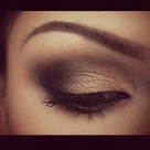 Bronze Eyeshadow