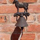 Horsey Wall Bell