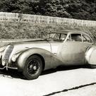 1937 Bentley Embiricos Portout Coupe