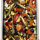 Recipe For Roasted Vegetables