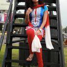Indian beautiful in tight salwar kameez