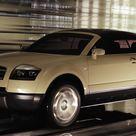 Vergeten concept Audi Steppenwolf, de voorganger   VROOM.be