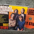 Creedence Clearwater Revival - Hot Stuff  CD - John Fogerty - CCR - Greatest Hits