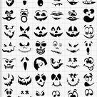 Jack O Lantern Faces