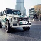 2013 Brabus B63S 700 Widestar Dubai Police