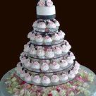Cupcake Tower Wedding