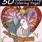 Coloriages difficiles pour adultes Gratuits à imprimer