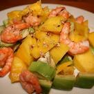 Avocado Shrimp Salads