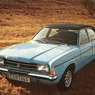 Ford Cortina Mk3 (1970 - 1976)