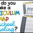 Curriculum Mapping for School Counselors A New Vision