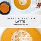 Loving this tasty Sweet Potato Pie Latte lately! Its so simple and really hits the spot when I'm craving something sweet. Sweet potatoes are a rich source of vitamin A, potassium, and fiber. They're also high in vitamin C and beta carotene which means they're great to consume at this time of year to help …