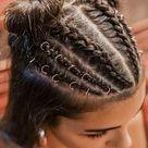 15 Sexy & gewagte Frisuren, die Sie mit Haarringen kreieren können
