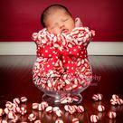 Newborn Christmas Photos
