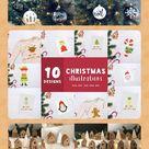 Christmas Svg Bundle   130 Winter Wonderland SVG Bundle