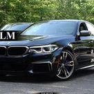 Pre Owned 2018 BMW 5 Series M550i xDrive 4D Sedan in Roswell JB035957