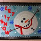 Winter Bulletin Boards