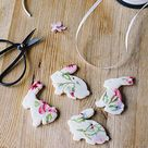 DIY: Cherry Blossom Easter Tree
