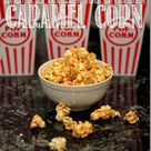 Caramel Corn Recipes