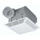Broan 684WH White 80 CFM / 2.5 Sone Exhaust Bathroom Fan