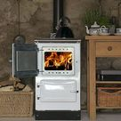 Esse 500 plus 1 wood fired cooker