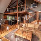 Barndominium Interior Designs & Ideas   Salter Spiral Stair