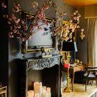 Rustic Fireplace Mantel  Mantle  Fireplace Mantel    Etsy