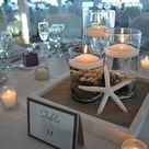 Beach Table Settings