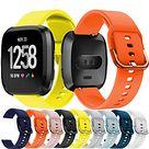 Sport Silicone Watch Band For Fitbit Versa 2 / Versa Lite Replaceable Bracelet Wrist Strap Wristband Lightinthebox - 74356