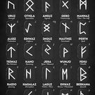Viking Runes by Zapista OU