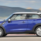2014 Mini Paceman, at the end of normalcy: Motoramic Drives