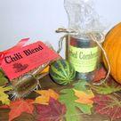 Chili Herb Blend, Gourmet dry soup mix, can be vegan or vegetarian, organic